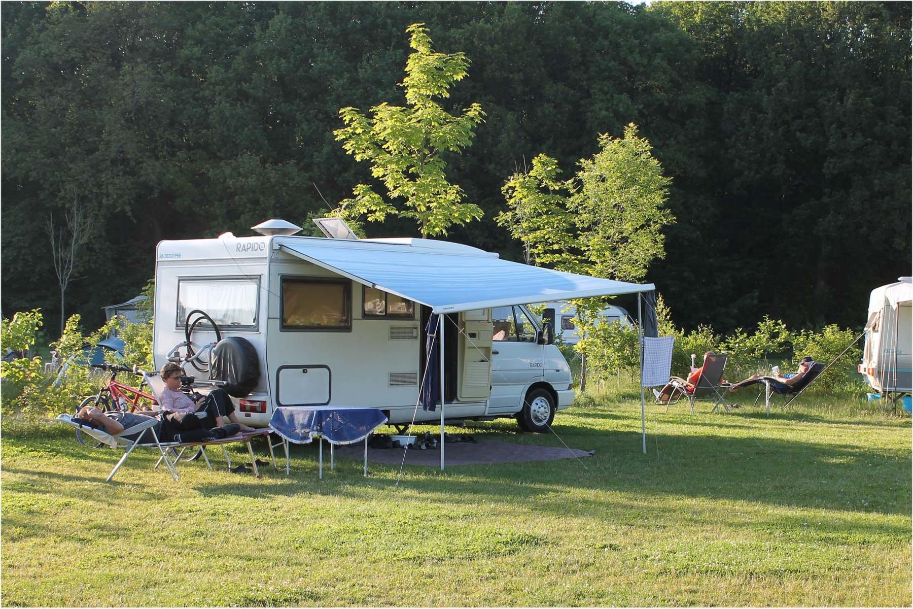 Camperplaats in Drenthe