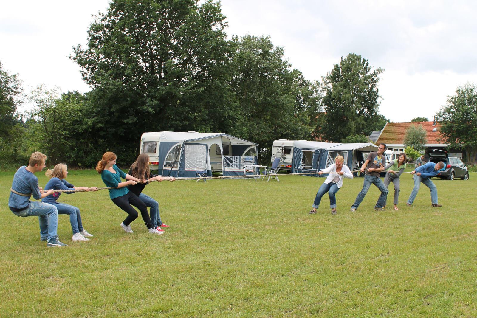 Drenthe kindercamping