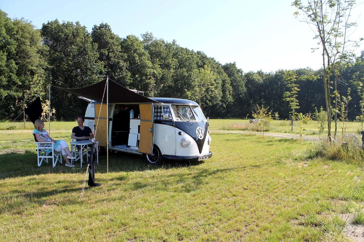 Camperplaatsen Drenthe