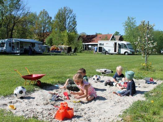 Camperplaats westerbork 1