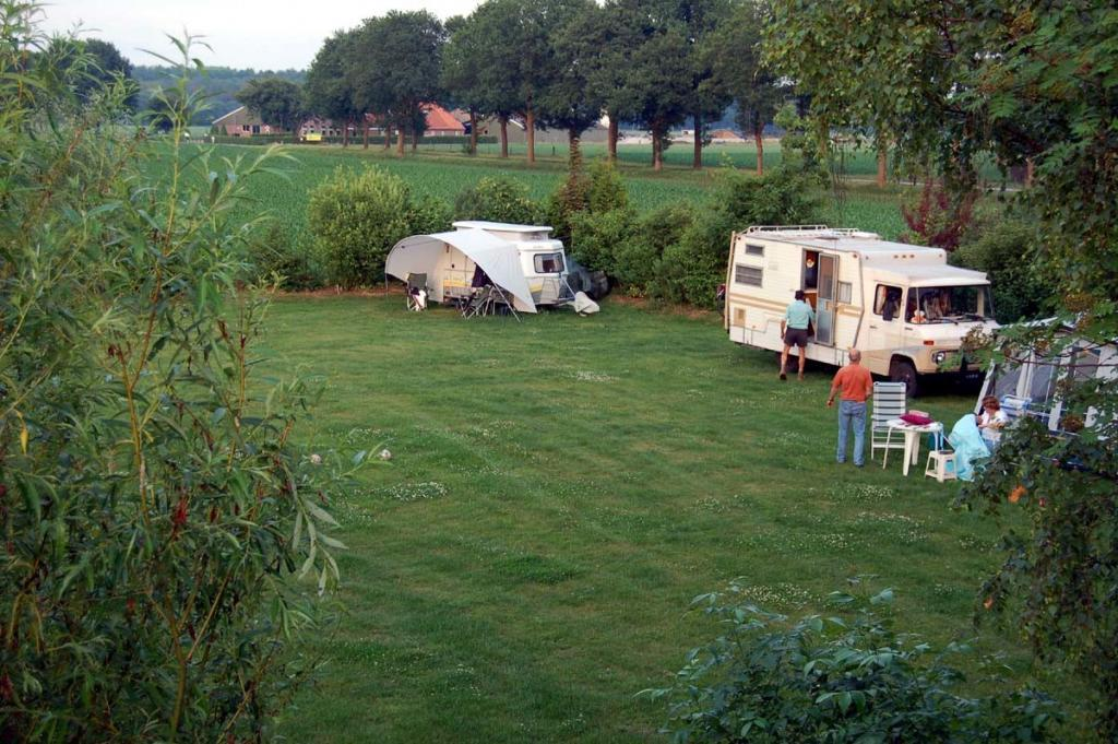 Camperplek Drenthe