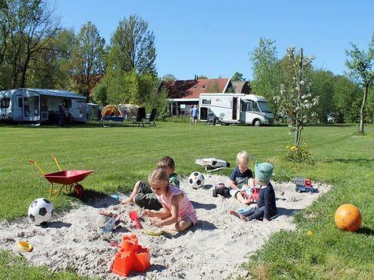 kleine campings drenthe